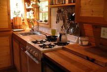 Tiny Kitchens / by Debbie Dunham