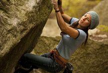 Climbing & slackline / by Natsumiy