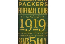Green Bay Packers / by Traci Carbon