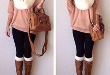 Winter/Fall clothes / by Juliette