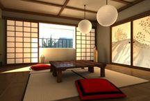 Interior Design Ideas / Asian-inspired interior designs I love / by Sandrea Balde