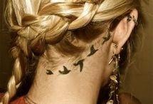 tattoos / by Ariana Jade