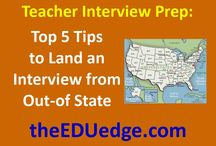 Interviewing for teachers / by LU Career Center