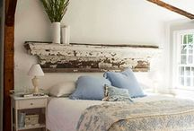 Bedrooms / Not a lover of frills! / by Jo Wiles