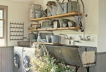 Laundry Room / by Julie Rodgers