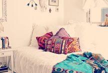 Bohemian Bedroom / by Aseri Tikolutu