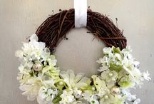 wreath / by Brittany Morrison