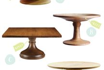 Cakes & Cake Stands / by Jordan Ferney | Oh Happy Day!