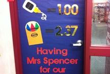 Teacher Doors / by Jill Y. N.