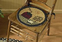 Primitive Chairpads / by Allyson's Place