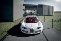Dream cars / by Meghan Barr