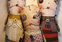 Rag Dolls / by Ruth Asuega