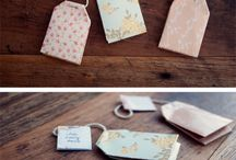 Handmade Tags / by Roxanne Fox