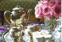 It's Tea Time / It's always a good time to share a cup of tea with someone you love! / by Diane Gottsman