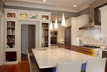dream kitchens / by Cindy Gast