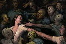Zombie Love / by Jenny Parten