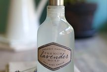 Cinderella style (Cleaning Products) / by Lindsay Storm