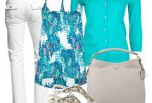 Spring & Summer Fashion / by M Baxter
