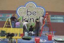 Kind Murals / by Ben's Bells Project