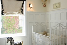 Nursery rooms / by Andrea Candelario
