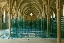 Favorite Places & Spaces / by Lena Atchison