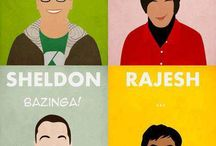 big bang theory / by Melissa Stahly