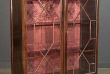Mullion Glass Doors / The many styles of mullions. / by MasterBrand Cabinets