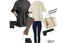 My Work Wardrobe faves / by Jessica Jeffries