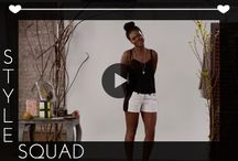 Style Squad / by Glam