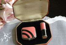 vintage compacts/cigarette case / by Milenka P-Crnkovic