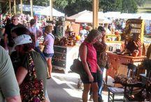 Fall in the Field Mount Dora, Florida / Renninger's in Mount Dora , Florida / by Renningers Antiques, Farmers, Flea Markets