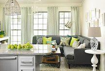 Family Room / by Stephanie Williams