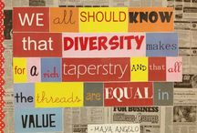 Diversity & Tolerance-School Counseling  / by Mom of 3