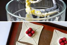 Brunch Love / Delicious brunch recipes and table decor for fabulous brunches for families and friends. / by Christen Barber