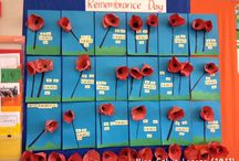 Remembrance Day / by Amanda Tervoort (First Grade Garden)