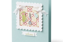 Cards - Stampin' Up! / Either Stampin' Up cards I've pinned or cards that could be made using SU products! / by Mindy Backes