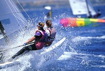 Racing / by Get Wet Sailing
