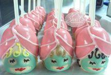Cake Balls / by ALilsomething ToRemember