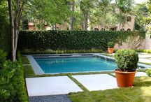 Pools ans backyards / by Idesign4