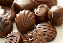 C - Chocolates / by Veren Evania