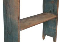 Primitive Furniture / by Anne Nichols