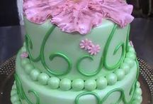 Cakes / by Jane Poppell