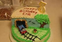 Birthday Cake ideas / by April Vernon