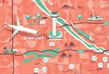 Map / by Huilin Dai