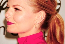 jennifer morrison hair obsession! / by Jamie Yates