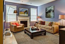 Living room / by Beth Caspersen