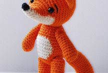 Amigurumi Fun / For the fun and cute side of crocheting!! / by Donna Brittain