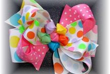 Bows / by Erica Brown
