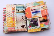 Scrapbook Ideas / by Jennifer Robinson