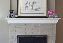 Fireplace / by Brooke Carroll
